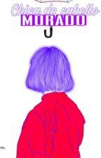 Chica de cabello morado.#T by Flowerstop_