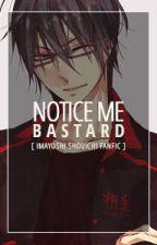 [KnB] Notice me, bastard [ImayoshixOC] by AnotherTestSubject