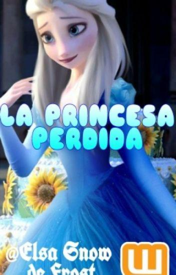 La Princesa Perdida(Jelsa){Terminada}