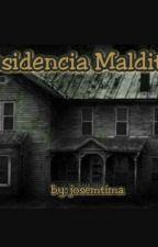 Residencia Maldita. by josemtima