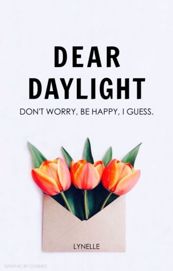 dear daylight [watty's 2016]