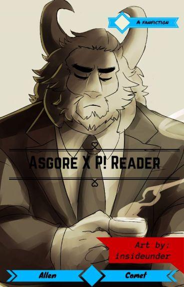 Asgore X Pregnant Reader