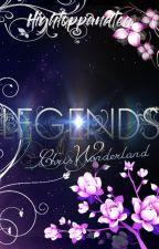 LEGENDS* : Chris Wonderland by HightoppAndTea