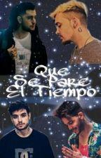 Que Se Pare El Tiempo [Zarcronno & Cyter] by LoveHiddleston