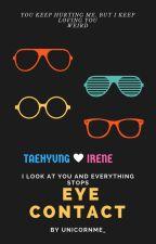 Eye Contact by unicornme_