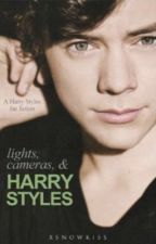 Lights, Cameras, & Harry Styles || Italian Translation || by sorridoperharry
