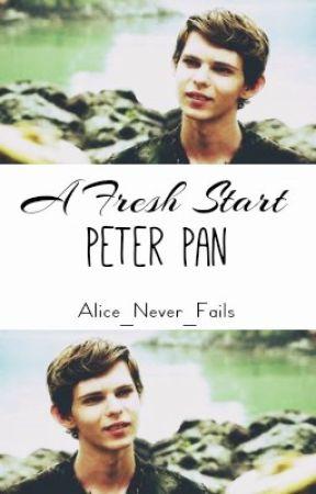 A Fresh Start (Peter Pan X Reader) - ° ° p a r t t h r e e ° ° - Wattpad