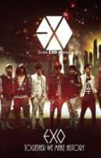 EXO's Wolf
