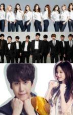 FF Seokyu Super Generation_ Sweet Potato's Luck part 1 by GinaElist