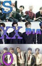 BTS X VIXX X EXO Diary .!. by Lyshllyn22