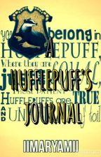☆ A Hufflepuff's Journal ☆ by IIMaryamII