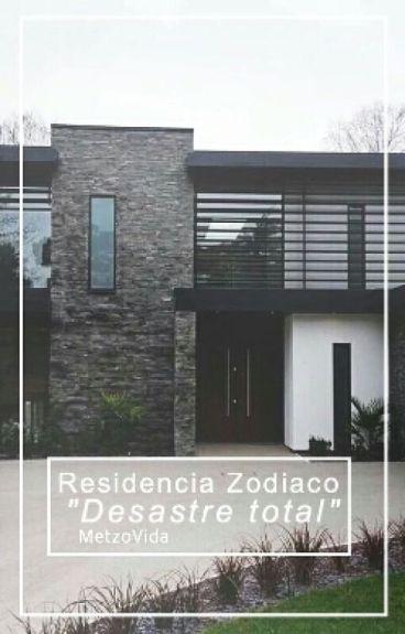 Residencia Zodiaco.