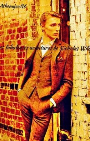Les Fabuleuses Aventures De Nicholas Wilde by Athenajwel16