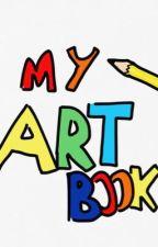 My Art Book by FoofyKitties