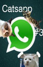 Catsapp #3: El Bosque De Los Mensajes (Warrior Cats Whatsapp) by MagicFeline