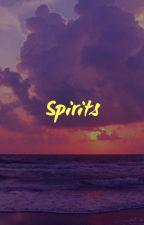 Spirits - y.min by bunnyungi