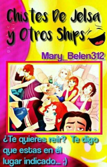 Chistes De Jelsa Y Otros Ships