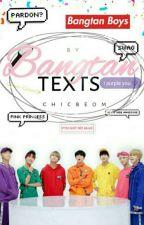 Bangtan Texts by eatpinkjin