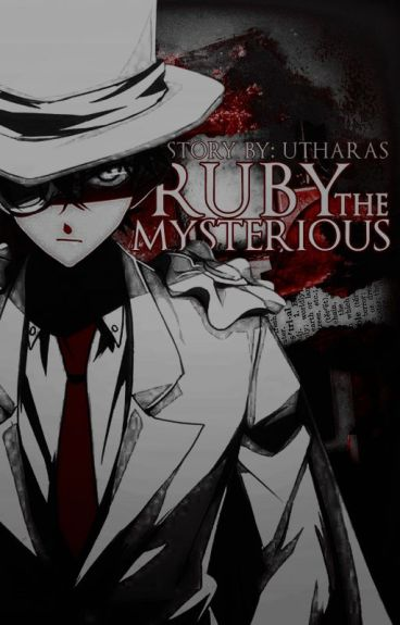 Ruby, The Mysterious (Magic Kaito Fanfiction)