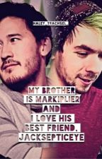 My Brother is Markiplier & I Love His Best Friend, Jacksepticeye (Book 1) by Haley_Trachsel_