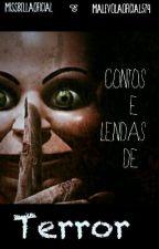 Contos E Lendas De Terror by Pinguinion