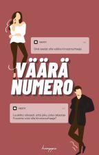 Väärä Numero [ VALMIS ] √ by hemppu