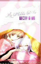 Mi amada diosa(Tomoe y tu) by mjsf77777