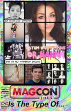 Magcon is the type of... by Abati-Hammerchmitt