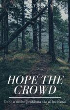 Hope the crowd | Carl Grimes [editando] by austrlians