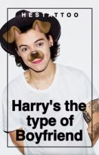 Harry's the type of boyfriend by hestattoo