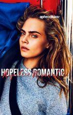 Hopeless Romantic::B.Allen by aphrodities-