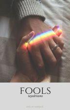Fools |Cake| by taysdreams