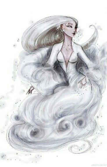 Bardziej bogini niż heroska...