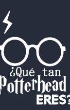 ¿Qué tan Potterhead eres? by Gab0_69