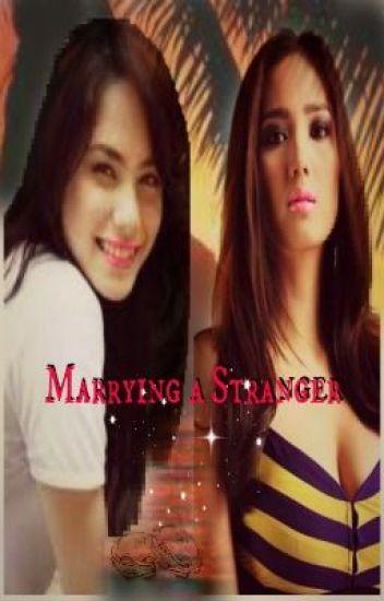 Marrying a Stranger (girlxgirl)