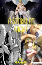 A Storm At Night by AsheyB15