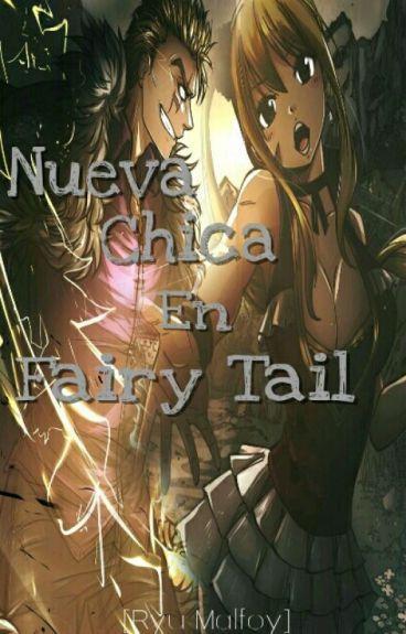 Nueva Chica En Fairy Tail