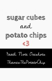 Sugar Cubes And Potato Chips by ThamesThePotatoChip