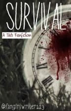 Survival {The Walking Dead Fanfiction} by fangirlwriter123