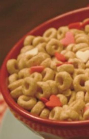 The heart shaped cereal stealer