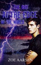 The Boy at the Edge of the World by zaarsenist