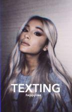 Texting(Jariana) by herfeelinqs