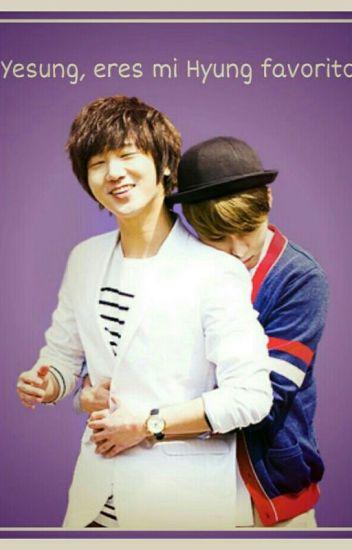 Yesung, Eres Mi Hyung Favorito