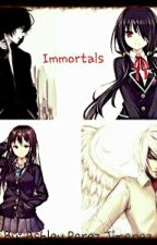 Immortals by Ash_Perez10