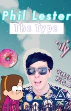 •Phil The Type• by XxMyChemicalPhanxX