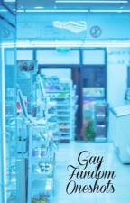 Gay Fandom Oneshots by wayward_gays