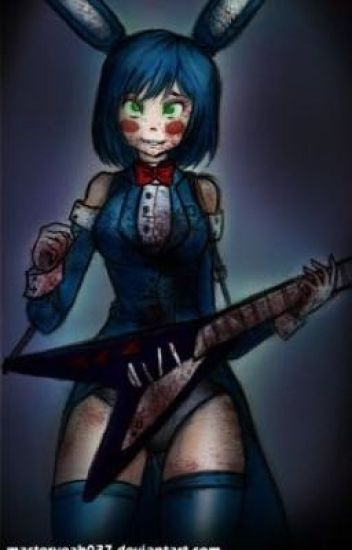 Human! Female Toy Bonnie X Male Reader! - It's Me   Who Am I