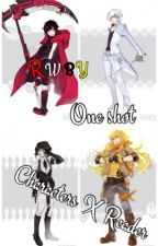 RWBY one shot-Characters X reader! by MASK_of_HaRleQuin