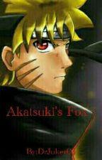 Akatsuki's Fox  by DrJoker03