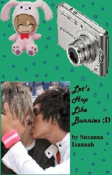 Let's Hop Like Bunnies ;D